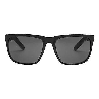 Electric California Knoxville XL S Sunglasses - Matte Black/Grey
