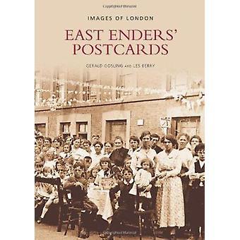 East Enders' Postcards by Brian Girling - 9780752424941 Book