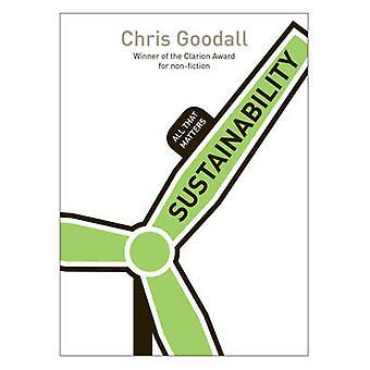 Nachhaltigkeit von Chris Goodall - 9781444174403 Buch