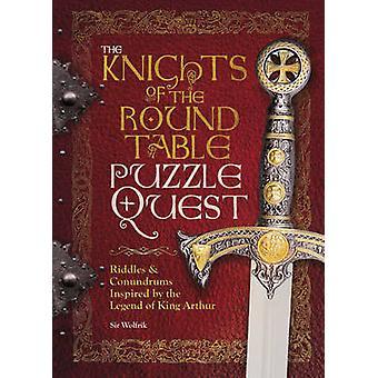 Ridderne av det runde bord Puzzle Quest av Richard Wolfrik Galland -