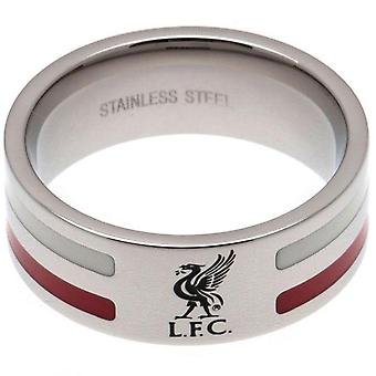 Liverpool FC Colour Stripe Ring