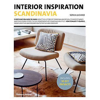 Inneren Inspiration - Scandinavia von Sonia Lucano - 9780500292396 Buch