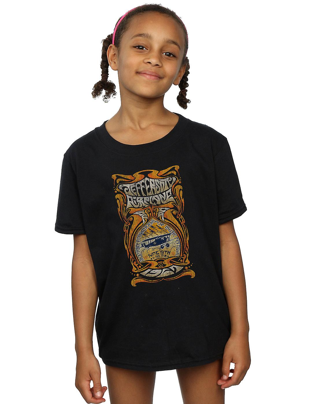 Jefferson Airplane Girls Monterey Festival T-Shirt