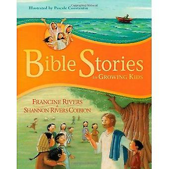 Histoires de la Bible pour les enfants de plus en plus