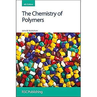Polymeerien kemia