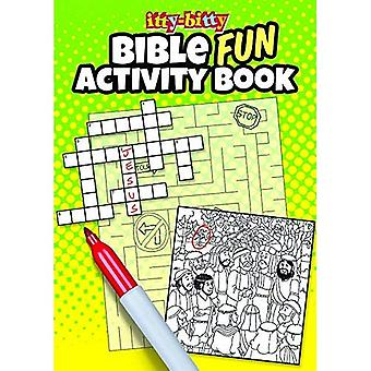 Bible Fun Ittybitty Activity Book (6pk)