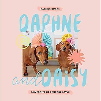 Daphne en Daisy: Pawtraits van worst stijl