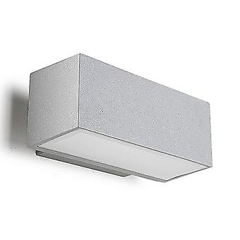 Afrodita R7S mur luminaire gris - Leds-C4 05-9229-34-37