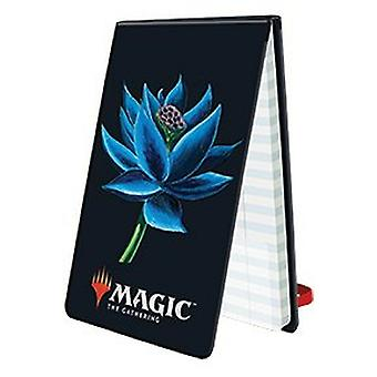Ultra PRO sort Lotus Life note pad Counter Magic indsamlingen