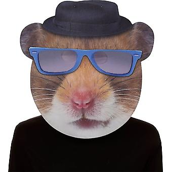 Hip Hop Hamsterblues Glasses Mask