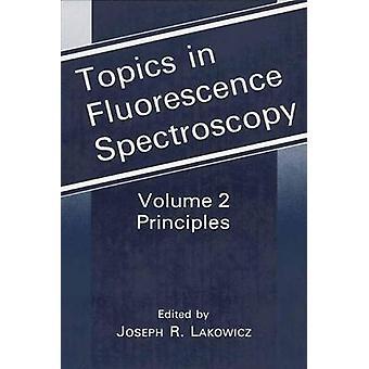 موضوعات في مبادئ التحليل الطيفي Fluorescence لاكوفيتش & جوزيف ر.