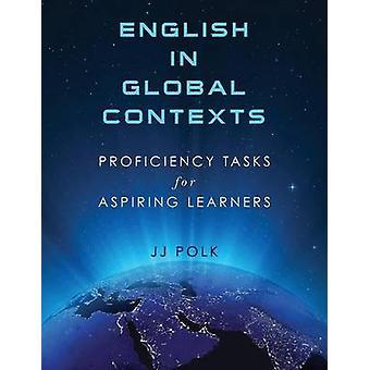 Englanti maailmanlaajuisen yhteyksissä taitoa tehtävien pyrkivä oppijoille Polk & JJ
