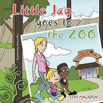 Little Jay goes to the zoo by Macaron & Fay
