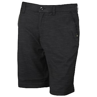 Quiksilver Herre Rock danser Chino Shorts - sort