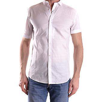 Selected Homme Ezbc157003 Men's White Cotton Shirt