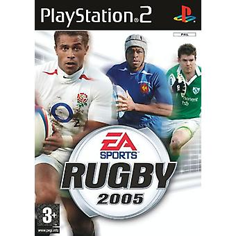 Rugby 2005 (PS2) - Uutena