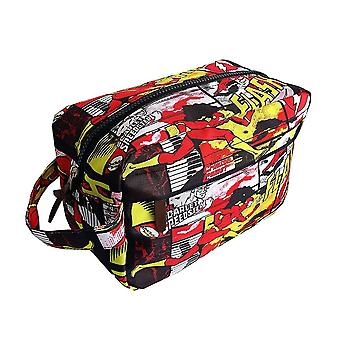 De Flash pop art Wash tas
