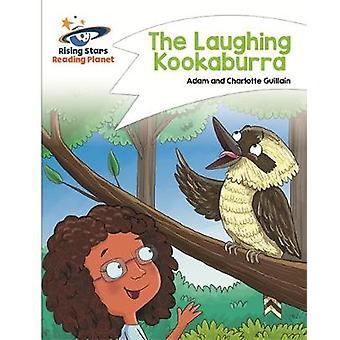 Reading Planet - The Laughing Kookaburra - White - Comet Street Kids b