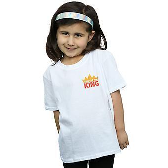 Disney Girls leijona kuningas Movie Long Live rintojen Print T-paita