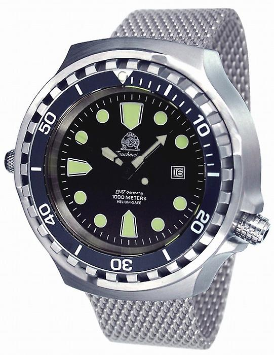 Tauchmeister Xxl Automatic dive watch T0256mil 1000 M