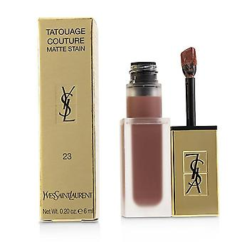 Yves Saint Laurent Couture di Tatouage opaco macchia - n. 23 singolare Taupe - 6ml/0.2 oz
