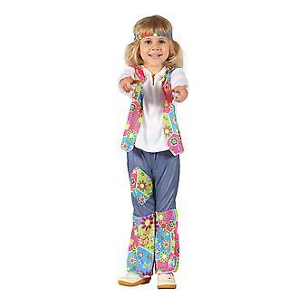 Bristol Nowość Dziewczyny Kwiecisty Kostium Hippie