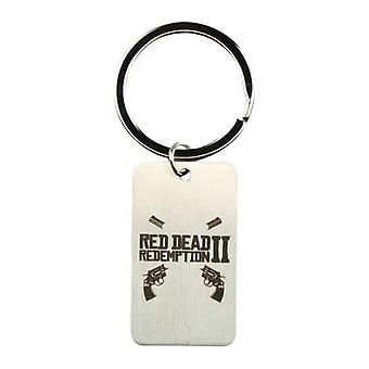 Red Dead Redemption II Keychain-Shattered