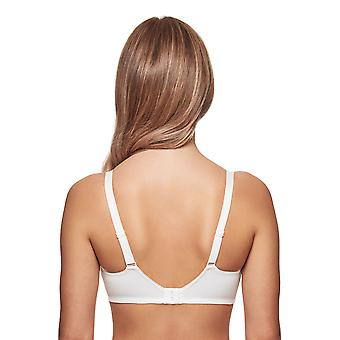 Susa 8138 Women's Geometric Padded Non-Wired Full Cup Bra