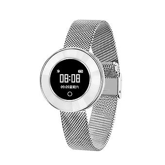 X6 Smartklocka - Silver
