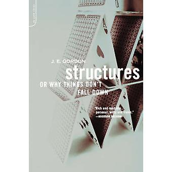 Estruturas - ou por que as coisas não caem para baixo por J. E. Gordon - 978030681