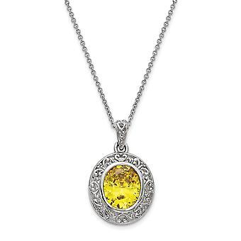 925 sterlinghopea kiillotettu lahja boxed kevätrengas rhodium kullattu viimeistely CZ Cubic Zirkonia simuloitu diamond vanha ystävä