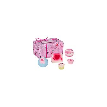 Bomb Cosmetics Gift Pack - Pretty In Pink