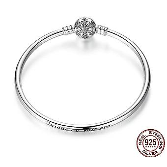 925 sterling silver charm armband