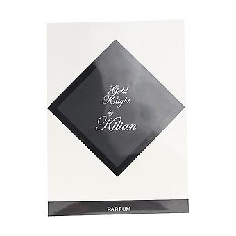 Kilian Gold Knight Eau de Parfum Spray refillable 1.7 oz/50ml novo na caixa