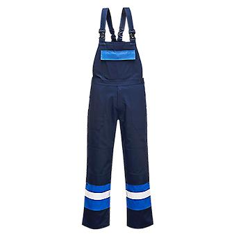 Portwest bizflame plus bib and brace fr57