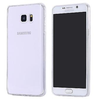 Galaxy S6 komplette mobile 360 Soft Shell Fall transparent