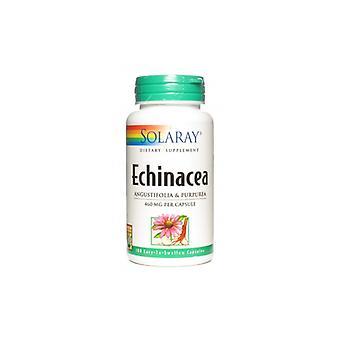 Solaray Echinacea (angustifolia/purpurea) 100 capsules