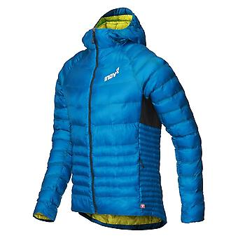 Inov8 Thermoshell Pro Mens Insulated Jacket Blue/yellow