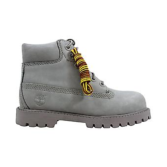 Timberland 6 Cal Premium Wodoodporny Szary TB0A16ZB Maluch