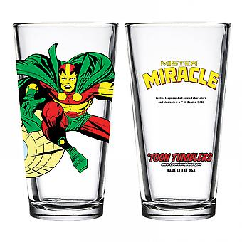 DC Comics Mister Miracle Pint Glas