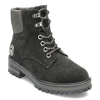 S. Oliver 52523023028 zapatos universales de invierno para mujer