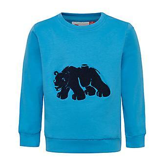 Lego Wear Legowear Garçons Duplo Sweatshirt Sirius Blue