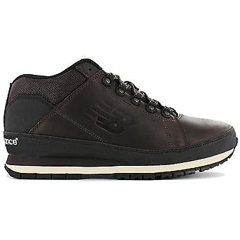 New Balance H754LLB H754 Leather Men's Winter Shoes Brown Sneakers Sports Shoes