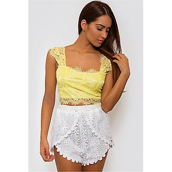Lace Bralet Top