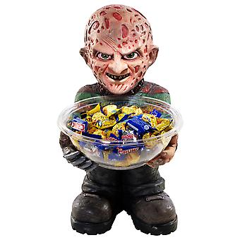 Freddy Krueger A Nightmare On Elm Street Party Decoration Candy Bowl Holder