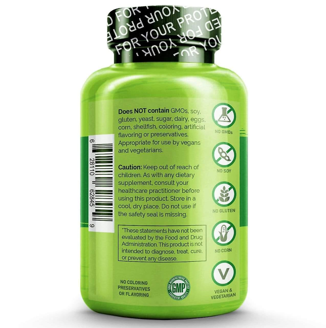 Vegan dha - omega 3 oil from algae with 800mg pure dha