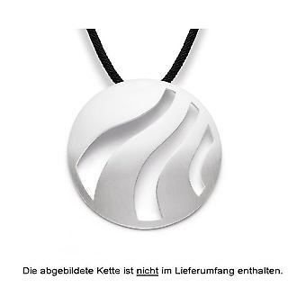 bastian inverun - 925/- silver pendant, matted - 24000