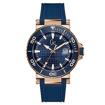Gc Guess Collection Y36004g7mf Sport Chic Men's Watch 44 Mm