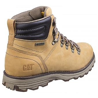 CAT Lifestyle Cat Lifestyle Sire Waterproof Encaje Hasta Boot Honey