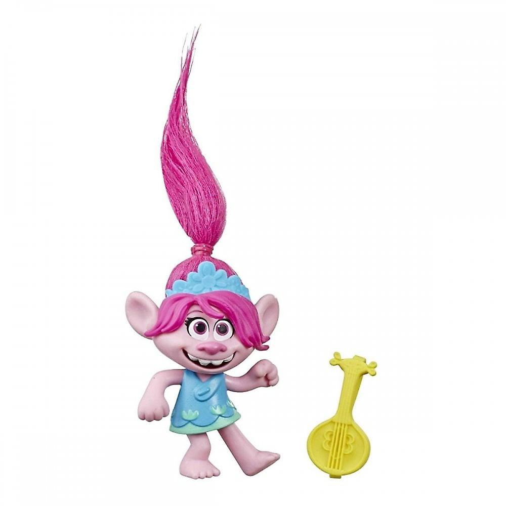 Trolls World Tour Poppy Collectible Doll Figure